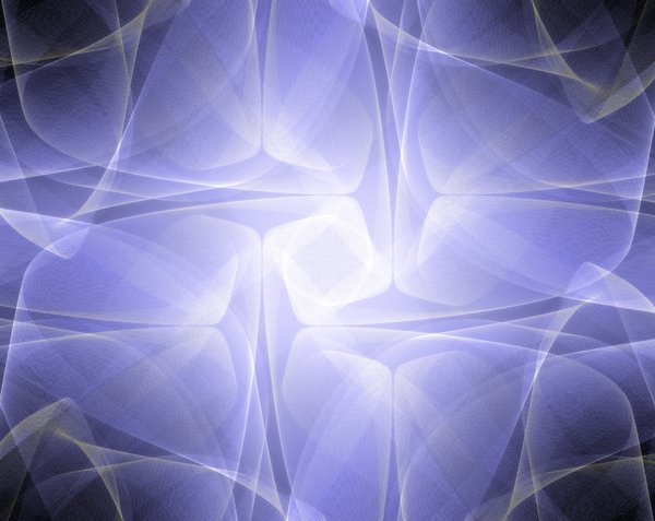 Whispy Background: Backlit gossamer background in white and blue suitable for many things.