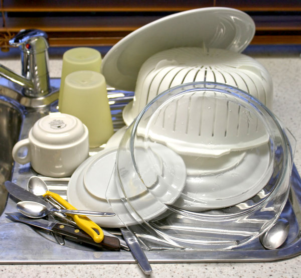The Dishes are Done: