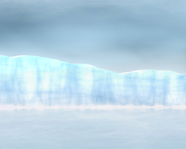 Antarctica 2: A high resolution graphic of a very cold place. Could be any cold country, but it made me think of Antarctica.