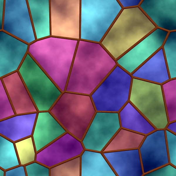 Stained Glass 7: A colourful stained glass graphic. Would make an excellent fill, background, texture, etc. You may prefer:  http://www.rgbstock.com/photo/nu080ay/Stained+Glass+2  or:
