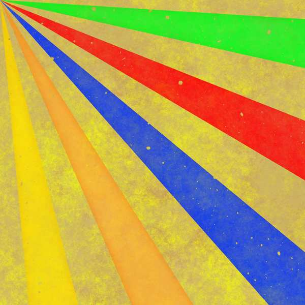 Super Grungy Sunburst 5: Lots of grunge in this colourful sunburst. You may prefer:  http://www.rgbstock.com/photo/dKTqMK/Flare  or:  http://www.rgbstock.com/photo/n2qKic4/Grungy+Retro+Burst+1