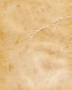 Old, aged paper / parchment 1: Several high-resolution textures of old, aged paper or parchment, with and without borders, both slightly torn and plain. Suitable as a background for faux-old texts and documents