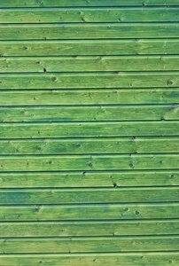Green painted wood: texture of a green wall