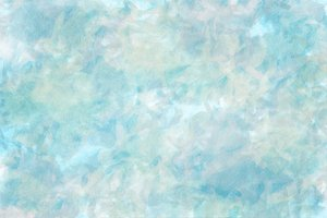 Painted blue background: Blue paint - abstract background