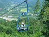 Cable railway Czantoria: Undoubtedly one of the most interesting touristic attractions in Ustroń is the chairlift on Czantoria Mountain existing since 1967, which is located in one of the parts of Ustron called Polana, near the road from Katowice to Wisla. Such location makes th